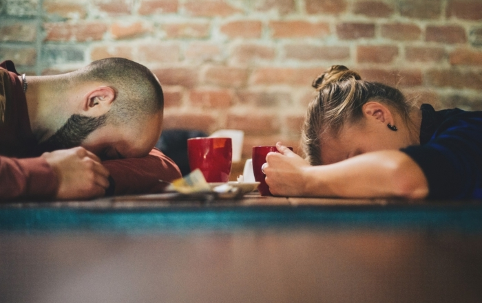 Caffeine naps can help you beat mid-day stress!